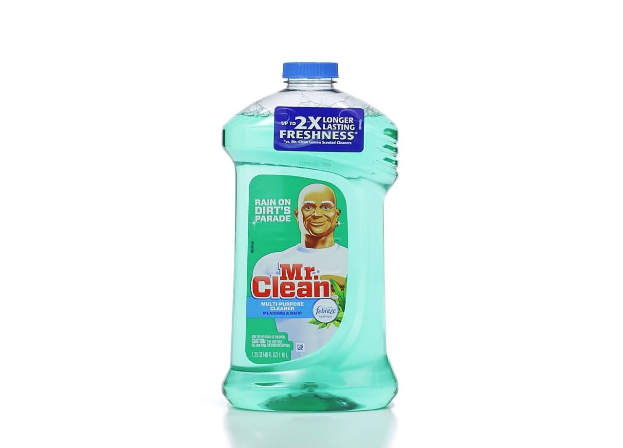 Mr Clean with Febreze All Purpose Cleaner - 40oz