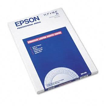 "Epson Photo Paper, 11.7"" x 16.5"" (A3) - 50 sheets"