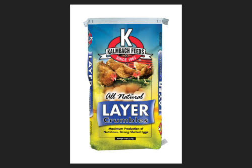 Kalmbach Feeds All Natural Layer Crumble 50 lb