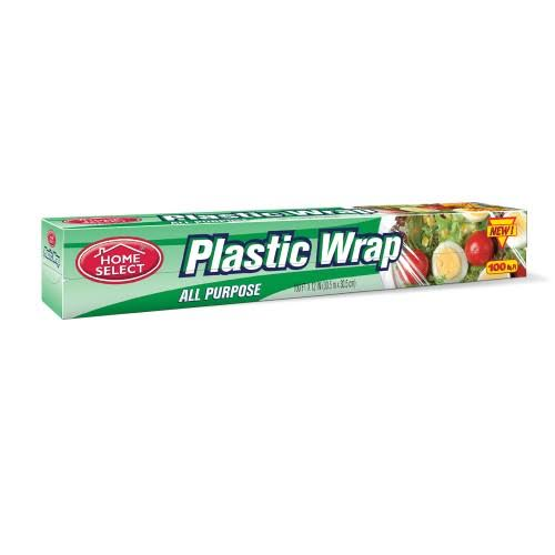 Home Select All Purpose Plastic Wrap