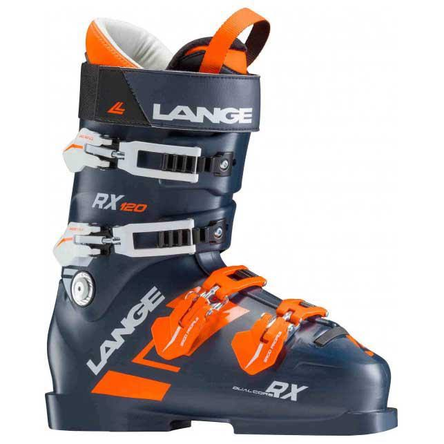 Lange Men's RX 120 Ski Boots 2018 - 27.5 MP, 9.5 US
