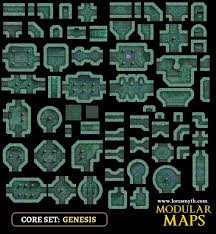 Dungeons And Dragons Tiles Pdf Free by Mapsmyth Modular Dungeon Maps Genesis Foundations Loresmyth