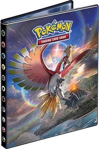 Pokemon 4 Pocket Portfolio - Sun & Moon 3
