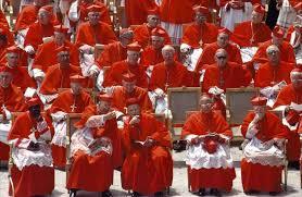 призыв Папы Бенедикта XVI к новым кардиналам