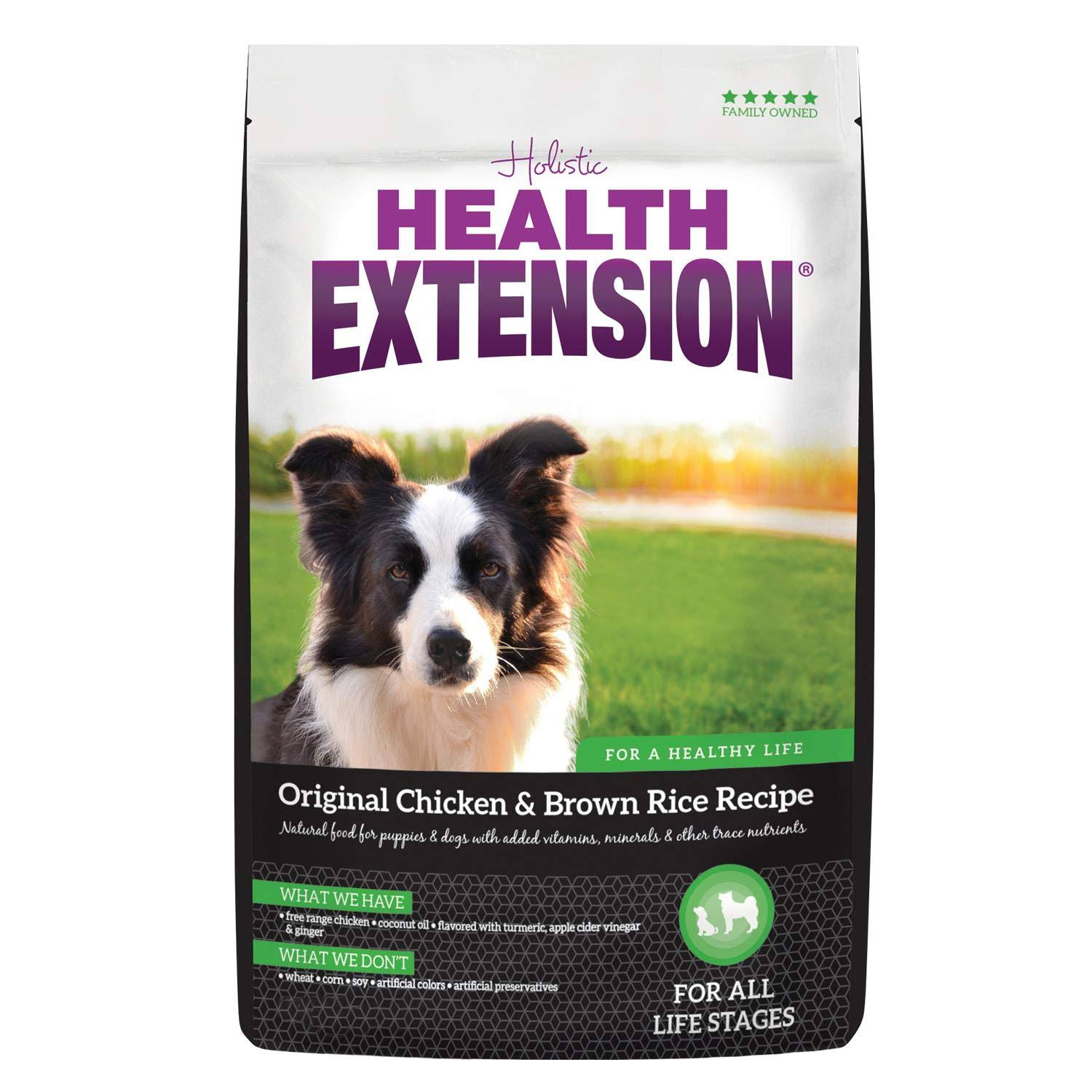 Health Extension Dog Food - Chicken