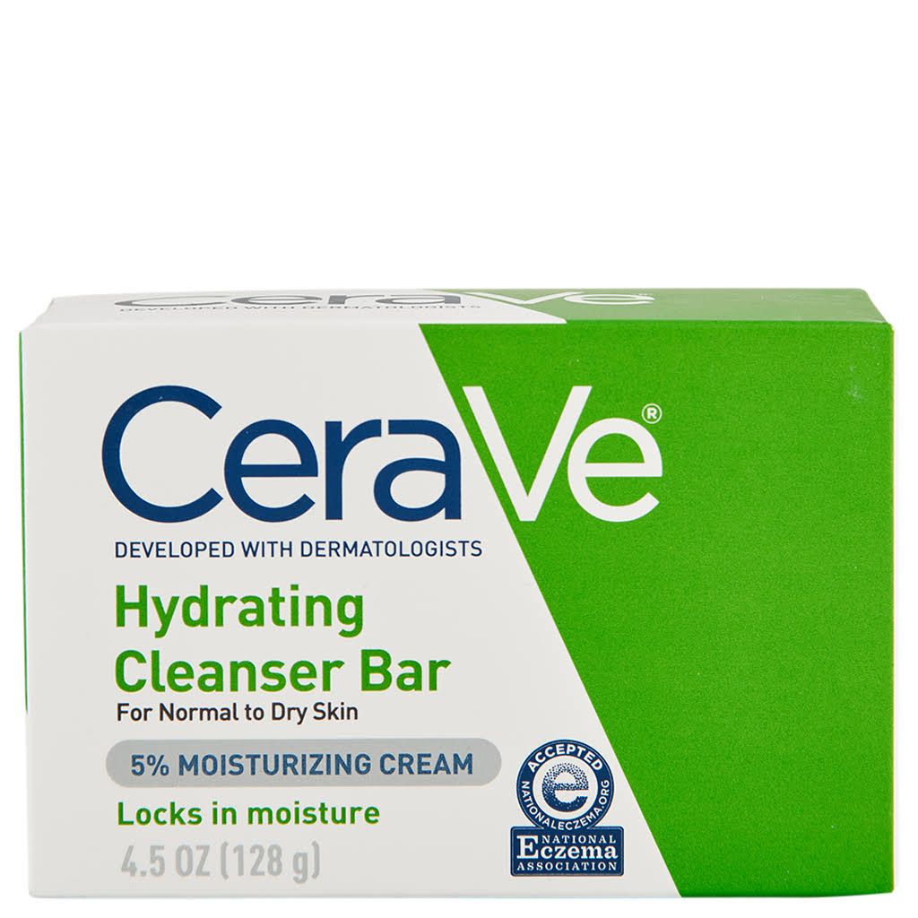 CeraVe Hydrating Cleansing Bar - 4.5oz