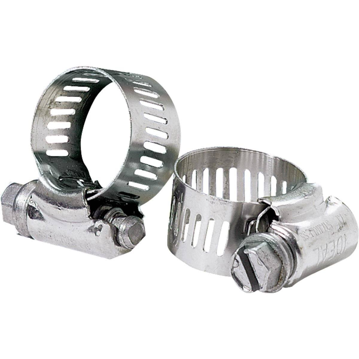 Ideal Series Worm Gear Hose Clamp - Stainless Steel