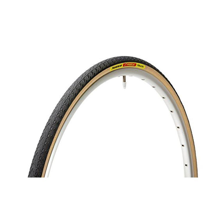 "Panaracer Pasela Bicycle Tire - with Wire Bead, 27"" x 1mm, Gumwall"