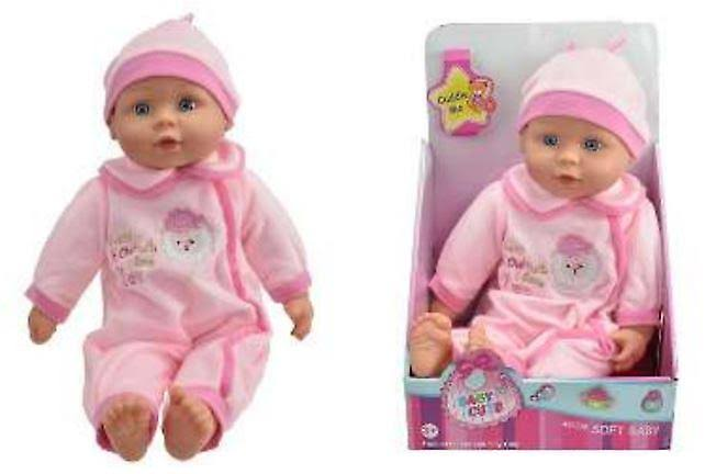 Baby Doll with Sound 16""