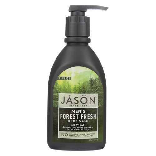 Jason Body Wash, Men's, Forest Fresh - 887 ml