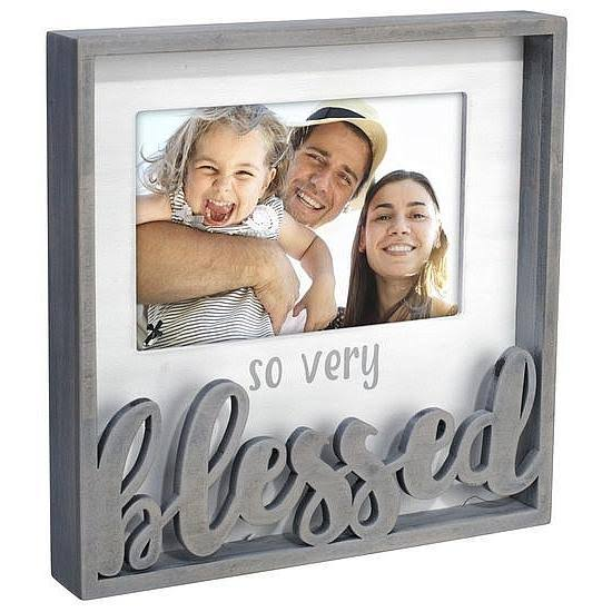 Malden Frames - Gray 'So Very Blessed' Frame