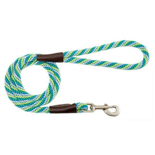 "Mendota Products Snap Leash - Green, 3/8""x6'"