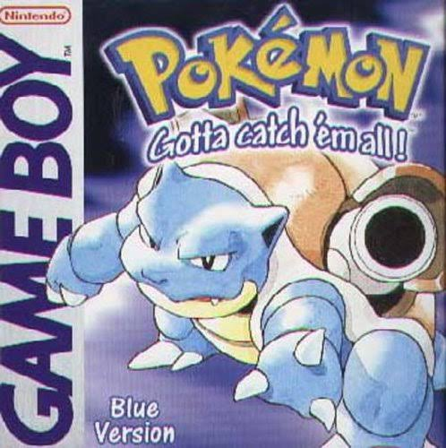 Pokemon: Blue Version - Nintendo Game Boy