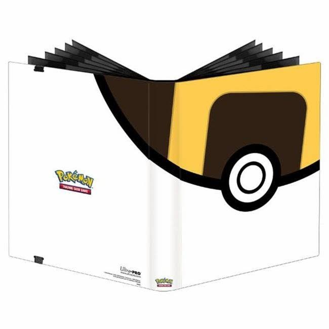 Pokemon Ultra Ball Sleeves Binder - 360 Cards