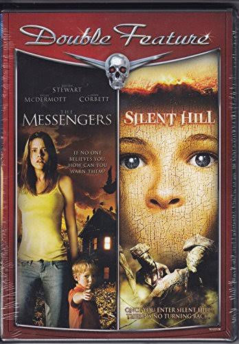 DVD The Messengers/Silent Hill 2 Disc Set