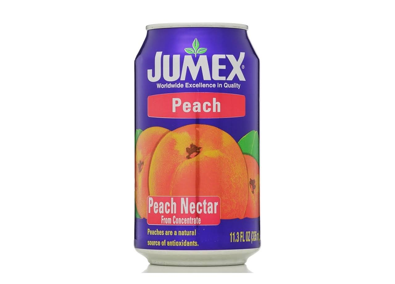 Jumex Fruit Juice - Peach Nectar, 11.3oz, Pack of 24
