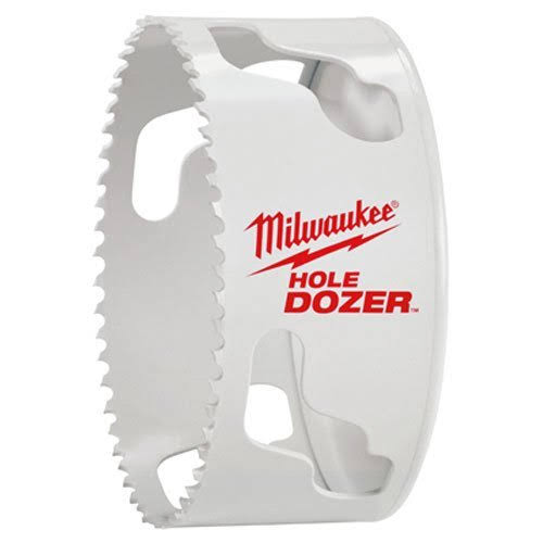 Milwaukee 4 in. Ice Hardened Hole Saw