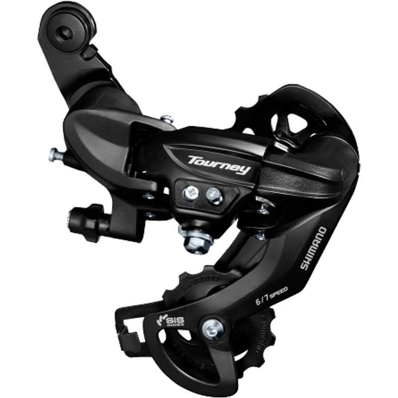 Shimano Tourney Rear Derailleur - 6/7 Speed, Direct Attach