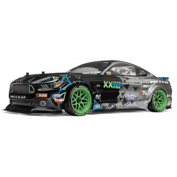HPI HPI115984 Racing Sport 3 Ford Mustang RC Model - Scale 1:10