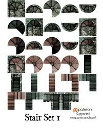 Dungeons And Dragons Tiles Pdf Free by Adventure Map Tiles Stairs Set 1 Middle Kingdoms Adventure
