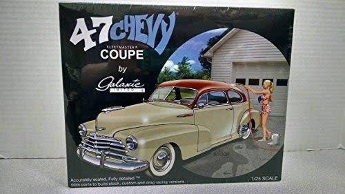 Galaxie Limited 1/25 1947 Chevrolet Fleetmaster Coupe Car Kit 13031