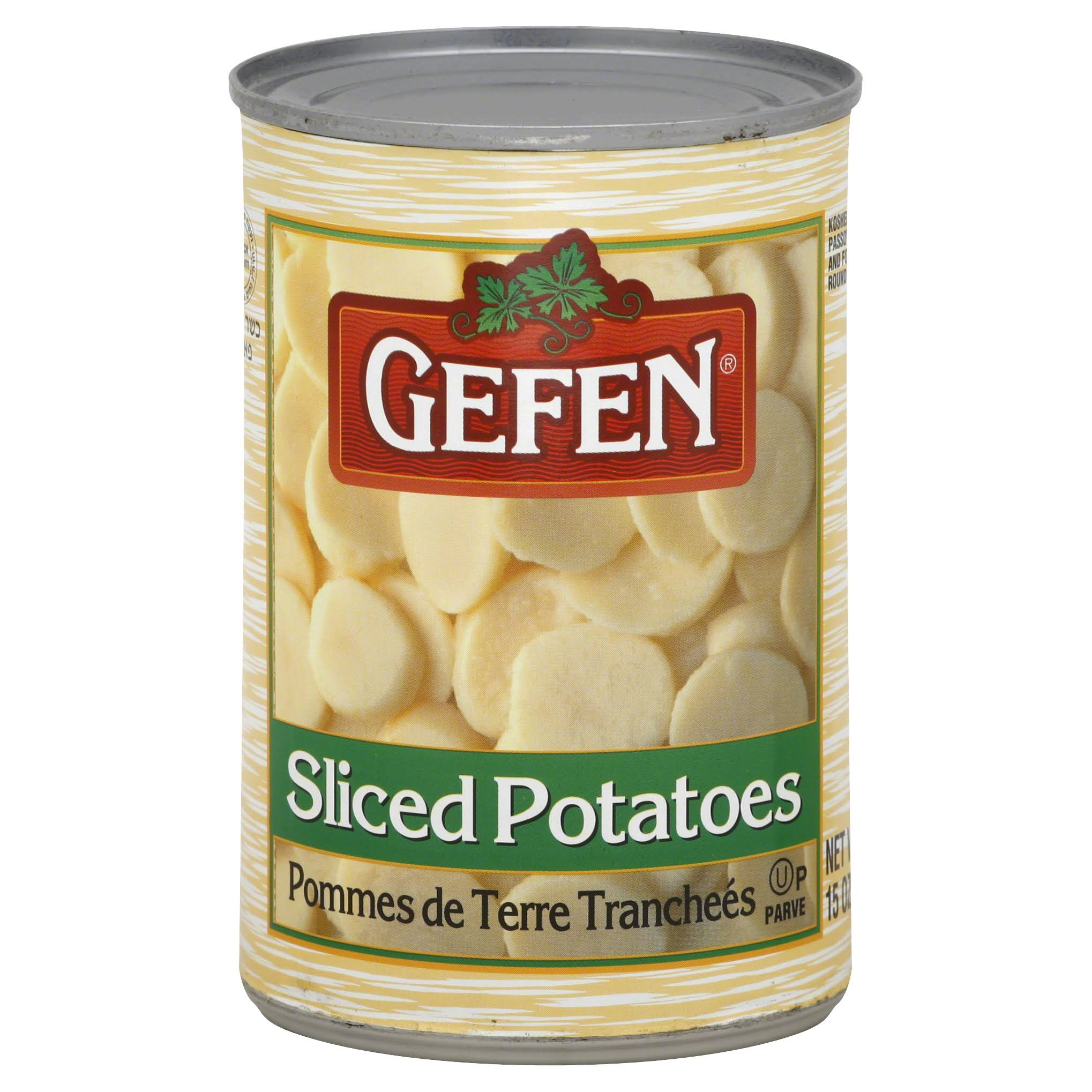 Gefen Potatoes, Sliced - 15 oz