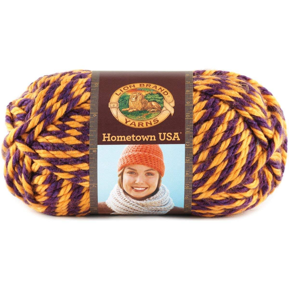 Lion Brand 063526 Hometown USA Yarn