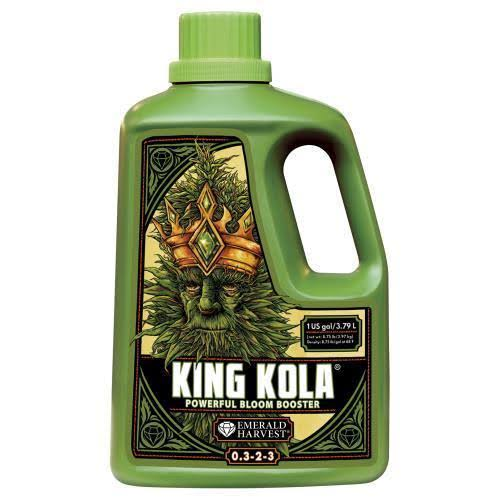 Emerald Harvest King Kola Bloom Booster - 3.8L