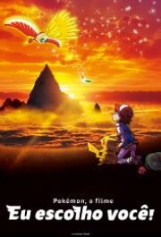 Pokémon O Filme Eu Escolho Você!