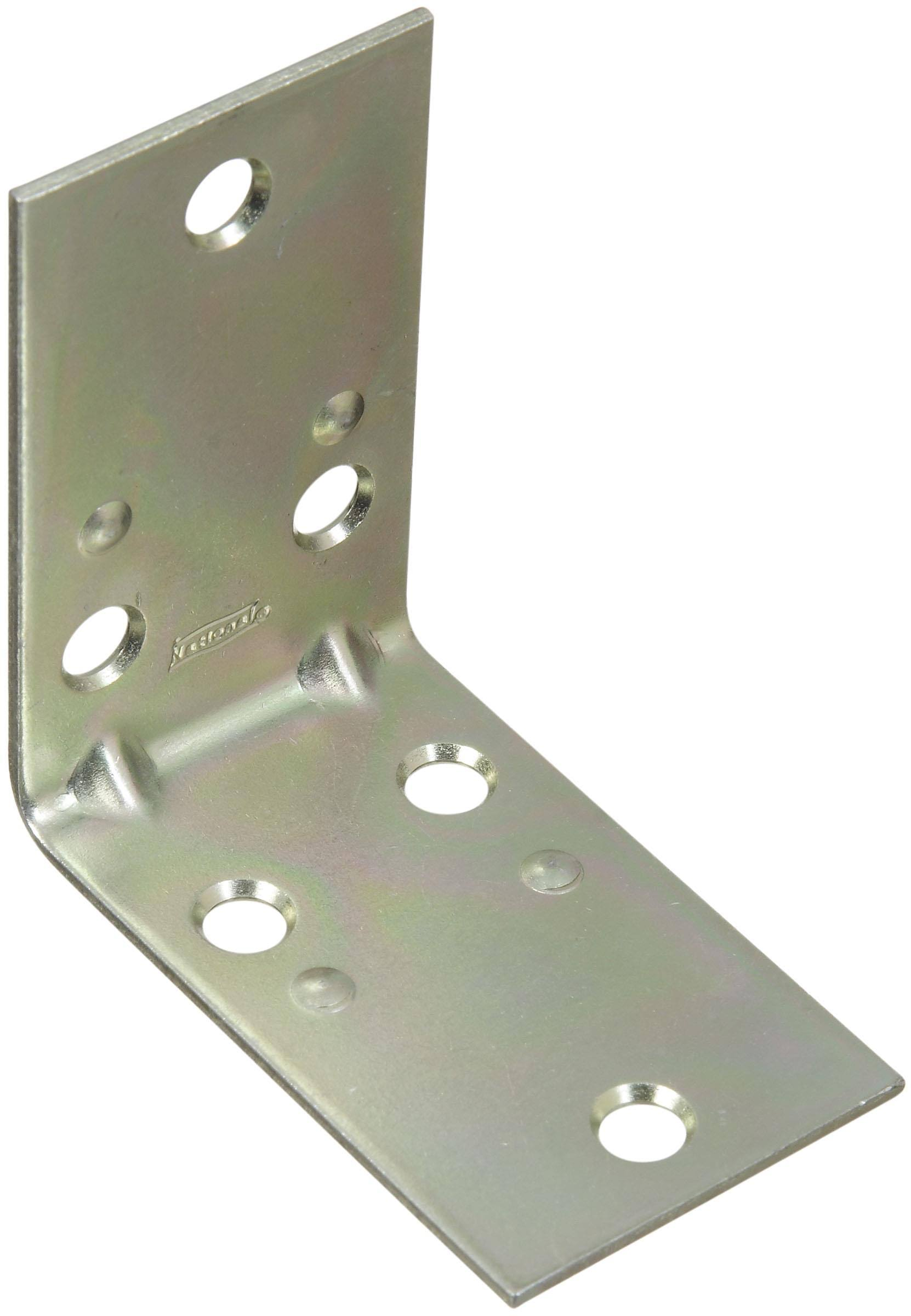 "National Hardware N285-569 Corner Brace - 2 1/2"" x 1 1/2"", Zinc Plated"