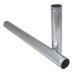 Imperial GV0356 Galvanized Furnace Pipe
