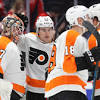 Flyers one point out of first place and 'main goal is to keep climbing'