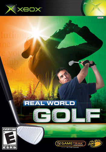 Real World Golf w/ Controller for Xbox