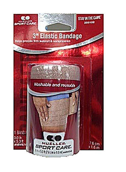 Mueller Elastic Bandages - 3in x 5.3ft