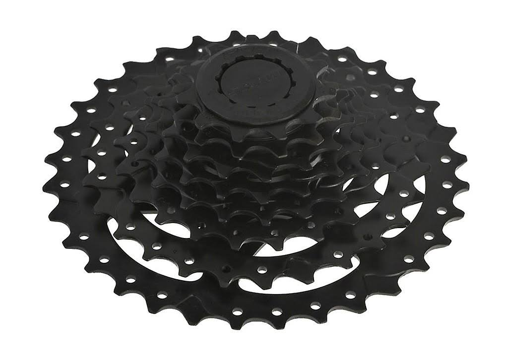 Sram PG820 8 Speed Bicycle Cassette - Black