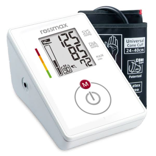 Rossmax CH155F Digital Blood Pressure Monitor
