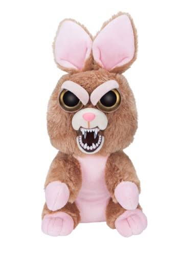 Jazwares Feisty Pets Vicky Vicious Bunny Plush