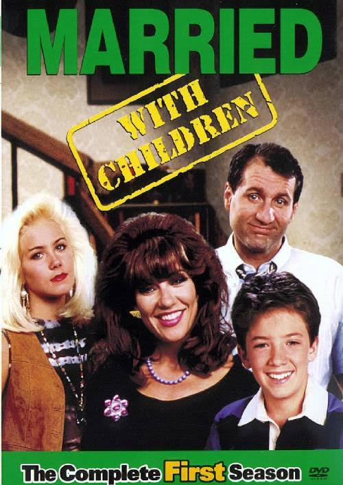 Married. With Children: The Complete First Season DVD