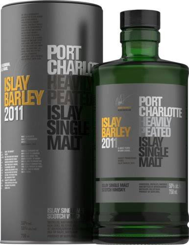 Port Charlotte Islay Barley 2011 Single Malt Whisky