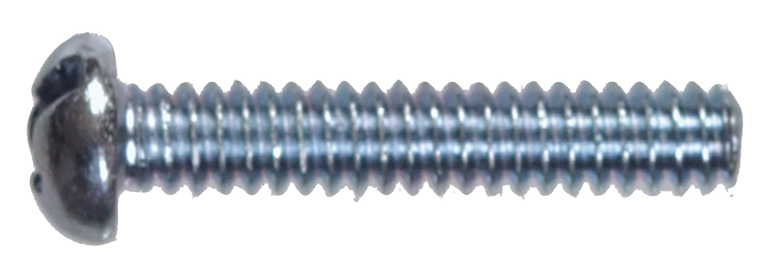 "Hillman Coarse Pan Machine Screws - 8-32"" x 1 1/2"""