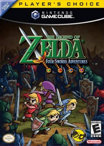 The Legend of Zelda: Four Swords Adventures - Nintendo GameCube