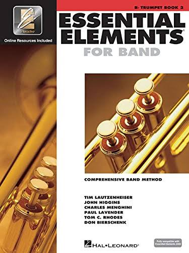 Essential Elements for Band Book2: Trumpet - Hal Leonard Publishing