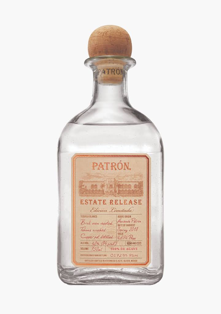 Patron Estate Release 750ml - Tequila