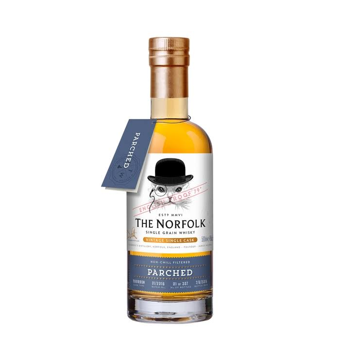 The English Whisky Co. The Norfolk Parched Single Grain