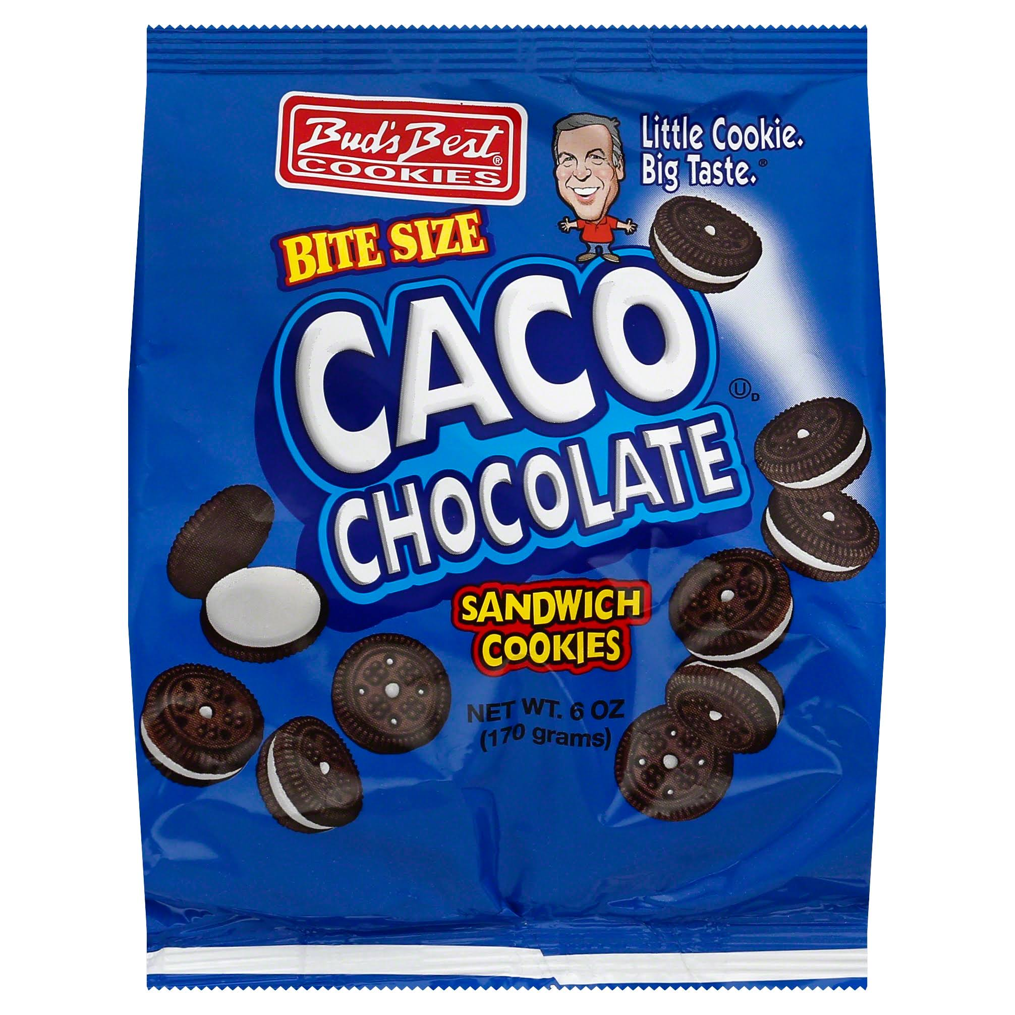 Bud's Best Cookies Sandwich Cookies Caco Chocolate