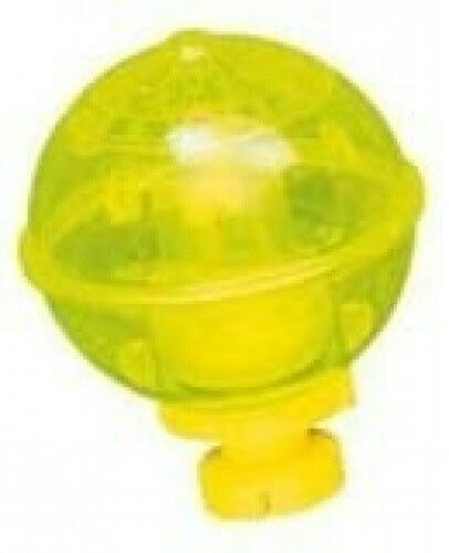 Rieadco 158Y Night Bobby Bobber Light - Yellow, 4.1cm