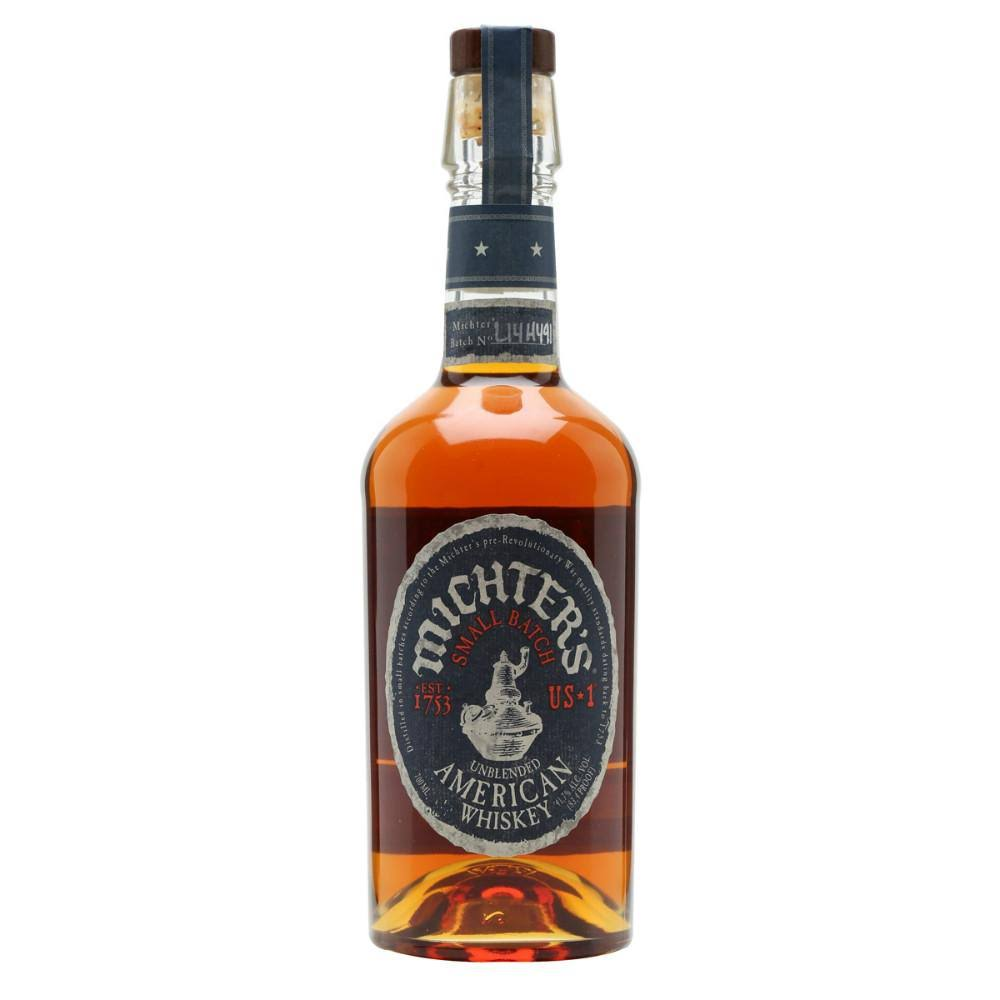 Michter's Small Batch American Bourbon Whiskey - 750 ml bottle