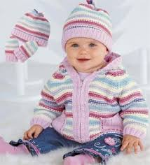 صور ملابس شتوية للمواليد 2018