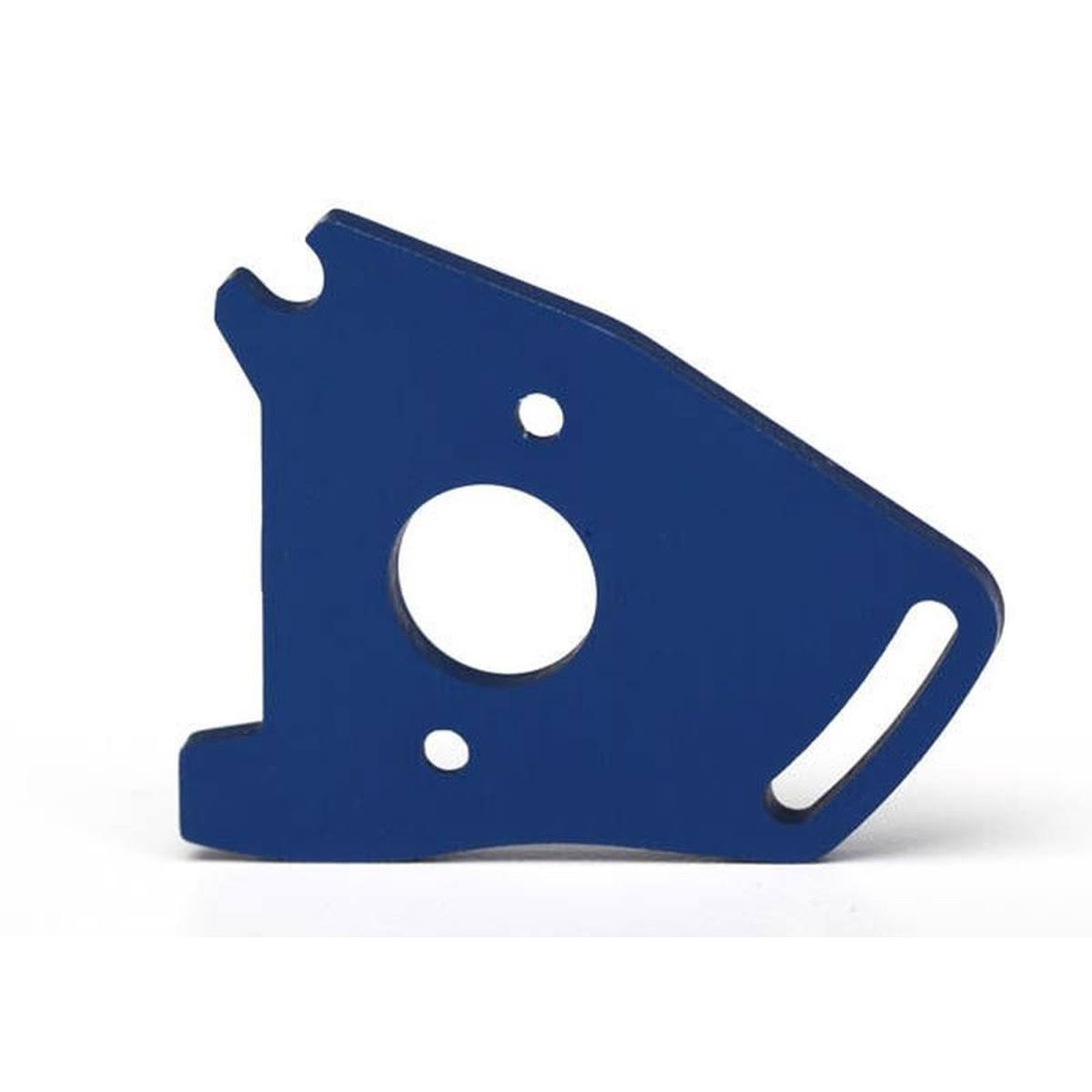 Traxxas Tra7490 Motor Plate Rally - 1/10, Blue