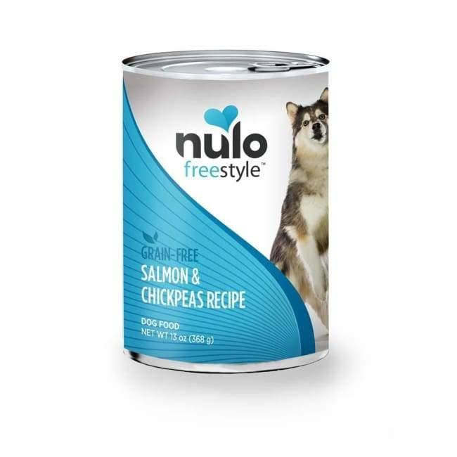 Nulo Grain Free Dry Food - Salmon & Chickpeas, 13oz